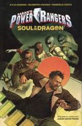 Power Ranger Soul of the Dragon GN (2018 Boom Studios) Saban's 1-1ST