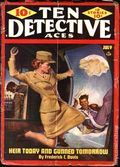 Ten Detective Aces (1933-1949 Ace Magazines) Pulp Vol. 49 #4