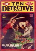 Ten Detective Aces (1933-1949 Ace Magazines) Pulp Vol. 50 #1
