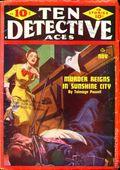 Ten Detective Aces (1933-1949 Ace Magazines) Pulp Vol. 50 #2