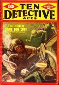 Ten Detective Aces (1933-1949 Ace Magazines) Pulp Vol. 50 #3