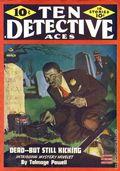 Ten Detective Aces (1933-1949 Ace Magazines) Pulp Vol. 50 #4