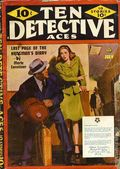 Ten Detective Aces (1933-1949 Ace Magazines) Pulp Vol. 51 #2