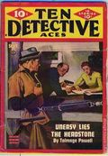 Ten Detective Aces (1933-1949 Ace Magazines) Pulp Vol. 51 #3