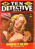 Ten Detective Aces (1933-1949 Ace Magazines) Pulp Vol. 51 #4