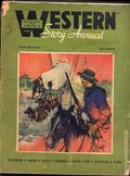 Western Story Annual (1941-1950 Street & Smith) Pulp 1950