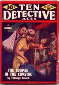 Ten Detective Aces (1933-1949 Ace Magazines) Pulp Vol. 52 #2