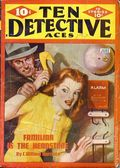 Ten Detective Aces (1933-1949 Ace Magazines) Pulp Vol. 52 #3