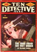 Ten Detective Aces (1933-1949 Ace Magazines) Pulp Vol. 52 #4