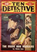 Ten Detective Aces (1933-1949 Ace Magazines) Pulp Vol. 53 #1