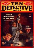 Ten Detective Aces (1933-1949 Ace Magazines) Pulp Vol. 53 #3