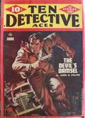 Ten Detective Aces (1933-1949 Ace Magazines) Pulp Vol. 54 #1