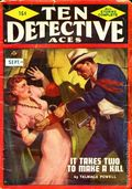 Ten Detective Aces (1933-1949 Ace Magazines) Pulp Vol. 54 #2