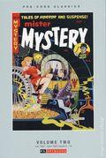 Pre-Code Classics: Mister Mystery HC (2018 PS Artbooks) 2-1ST