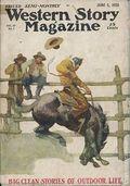 Western Story Magazine (1919-1949 Street & Smith) Pulp 1st Series Vol. 10 #5