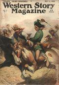 Western Story Magazine (1919-1949 Street & Smith) Pulp 1st Series Vol. 11 #1
