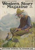 Western Story Magazine (1919-1949 Street & Smith) Pulp 1st Series Vol. 11 #4