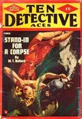 Ten Detective Aces (1933-1949 Ace Magazines) Pulp Vol. 55 #1