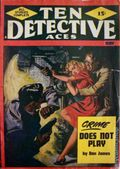 Ten Detective Aces (1933-1949 Ace Magazines) Pulp Vol. 55 #2