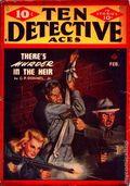 Ten Detective Aces (1933-1949 Ace Magazines) Pulp Vol. 55 #3
