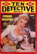 Ten Detective Aces (1933-1949 Ace Magazines) Pulp Vol. 56 #2