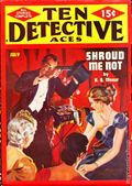Ten Detective Aces (1933-1949 Ace Magazines) Pulp Vol. 57 #1