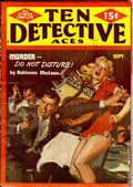 Ten Detective Aces (1933-1949 Ace Magazines) Pulp Vol. 57 #2
