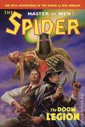 Spider Master of Men The Doom Legion SC (2018 Altus Press) The Wild Adventures of The Spider 1-1ST