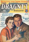 Dragnet Magazine (1928-1930 Magazine Publishers) Pulp Vol. 1 #4