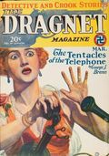Dragnet Magazine (1928-1930 Magazine Publishers) Pulp Vol. 2 #2