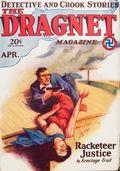 Dragnet Magazine (1928-1930 Magazine Publishers) Pulp Vol. 2 #3