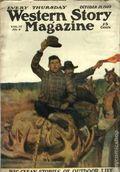 Western Story Magazine (1919-1949 Street & Smith) Pulp 1st Series Vol. 12 #4