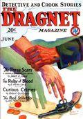 Dragnet Magazine (1928-1930 Magazine Publishers) Pulp Vol. 3 #1