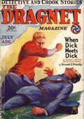 Dragnet Magazine (1928-1930 Magazine Publishers) Pulp Vol. 3 #2