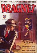 Dragnet Magazine (1928-1930 Magazine Publishers) Pulp Vol. 4 #3