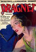 Dragnet Magazine (1928-1930 Magazine Publishers) Pulp Vol. 5 #1