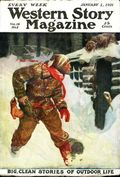 Western Story Magazine (1919-1949 Street & Smith) Pulp 1st Series Vol. 14 #1