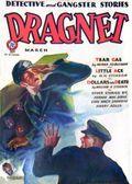 Dragnet Magazine (1928-1930 Magazine Publishers) Pulp Vol. 5 #2