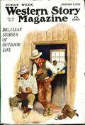 Western Story Magazine (1919-1949 Street & Smith) Pulp 1st Series Vol. 14 #2