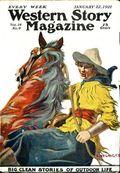 Western Story Magazine (1919-1949 Street & Smith) Pulp 1st Series Vol. 14 #4