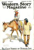 Western Story Magazine (1919-1949 Street & Smith) Pulp 1st Series Vol. 15 #6