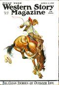 Western Story Magazine (1919-1949 Street & Smith) Pulp 1st Series Vol. 16 #2