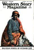 Western Story Magazine (1919-1949 Street & Smith) Pulp 1st Series Vol. 16 #5