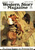 Western Story Magazine (1919-1949 Street & Smith) Pulp 1st Series Vol. 16 #6