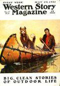 Western Story Magazine (1919-1949 Street & Smith) Pulp 1st Series Vol. 17 #4