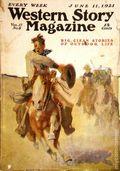 Western Story Magazine (1919-1949 Street & Smith) Pulp 1st Series Vol. 17 #6