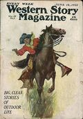Western Story Magazine (1919-1949 Street & Smith) Pulp 1st Series Vol. 18 #1