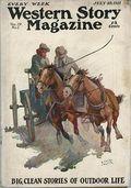 Western Story Magazine (1919-1949 Street & Smith) Pulp 1st Series Vol. 19 #1