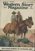 Western Story Magazine (1919-1949 Street & Smith) Pulp 1st Series Vol. 19 #4
