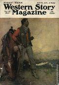 Western Story Magazine (1919-1949 Street & Smith) Pulp 1st Series Vol. 19 #5